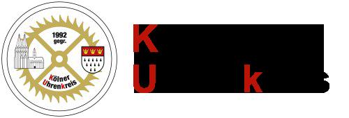 Kölner Uhrenkreis Logo
